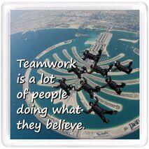 Motivational Magnet Teamwork MMT 1022