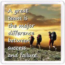 Motivational Magnet Teamwork MMT 1008