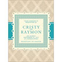 Wedding Invitation Card WIC 7886