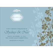 Wedding Invitation Card WIC 7892