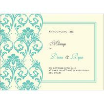 Wedding Invitation Card WIC 7900