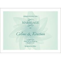 Wedding Invitation Card WIC 7901