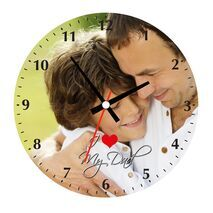 Clock - Father's Day 002