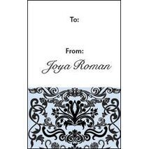 Formal Gift Tag F GT 1009