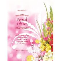 Formal Invitation Card FIC 3337