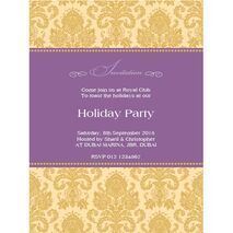 Formal Invitation Card FIC 3340