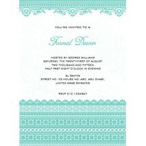 Formal Invitation Card FIC 3376