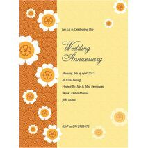 Formal Invitation Card FIC 3377