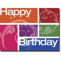Birthday Card BC 1028