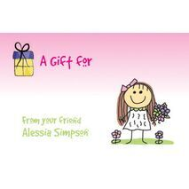 Kids Gift Tag K GT 0102