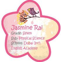 Personalised School Label 009