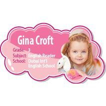 Personalised School Label 045
