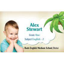 Personalised School Label 082