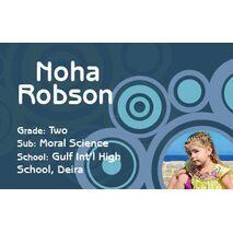 Personalised School Label 091