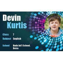 Personalised School Label 102