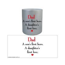 Father's Day Silver Mug 004