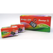 Flamingo Binder Clip 15mm