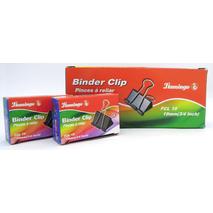 Flamingo Binder Clip 19mm