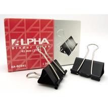 Alpha Binder Clips 41mm