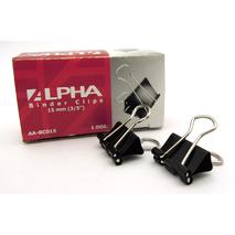 Alpha Binder Clips 15mm