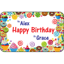 Personalised Gift Labels ST PGL 0011