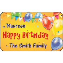 Personalised Gift Labels ST PGL 0016
