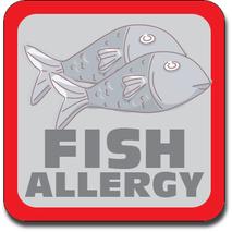 Allergy Label ST AL G 028