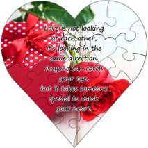 Valentine's Day Heart Shape puzzle  0005