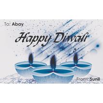 Diwali Design Gift Tag 093