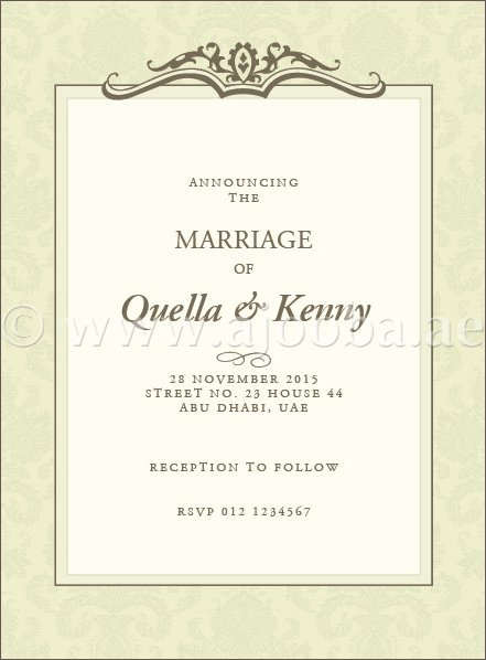Greeting Cards Accessories Invitations Wedding