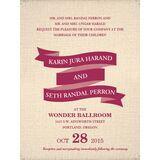 Wedding Invitation Card WIC 7824