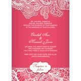 Wedding Invitation Card WIC 7801