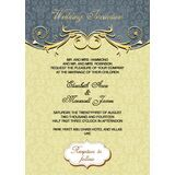 Wedding Invitation Card WIC 7808