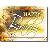 Happy Birthday Corporate Card HBCC 1103