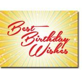 Happy Birthday Corporate Card HBCC 1107