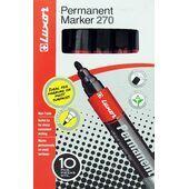 Luxor Permanent Marker Black 270