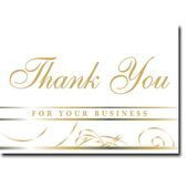 Thank You Corporate Card TYCC 2202