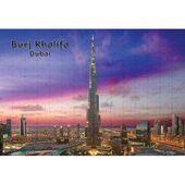 Ajooba Dubai Souvenir Puzzle Burj Khalifa 0054