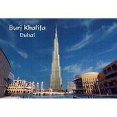 Ajooba Dubai Souvenir Puzzle Burj Khalifa 0060