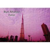 Ajooba Dubai Souvenir Puzzle Burj Khalifa 0064