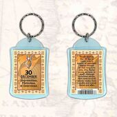 Birthday Gift Keyrings Zodiac Star Sign Keyrings 30 Dec Capricorn