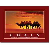 Motivational Print Goals MP GO 1102
