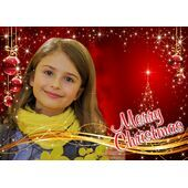 Personalised Christmas Card 023