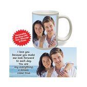Personalised Pictorial Mug Love PP LM 1105