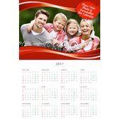 Poster Calendar Single Image PCS 008