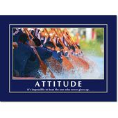 Motivational Print Attitude MP AT 008