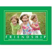 Motivational Print Friendship MP SH 8902