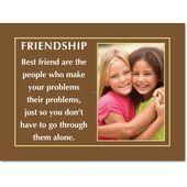 Motivational Print Friendship MP SH 8908