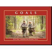 Motivational Print Goals MP GO 1105