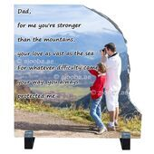 Dad You're Stronger D ST 1904 ( 20 CM x 20 CM )